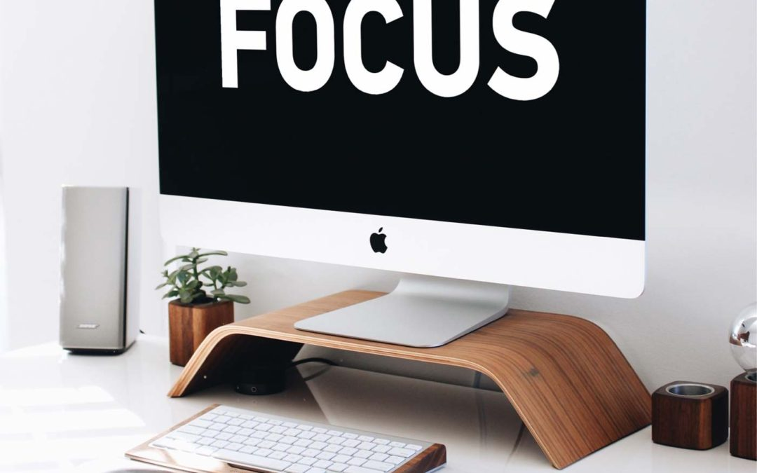 How to get focused and stay focused with the Ifocus Business Planner?